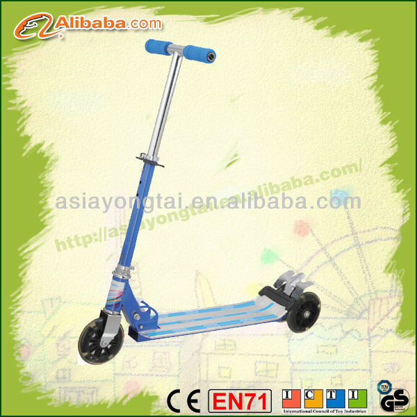 Alu wider Deck 3 wheel Kick Scooter/Foot Scooter/Kids Scooter
