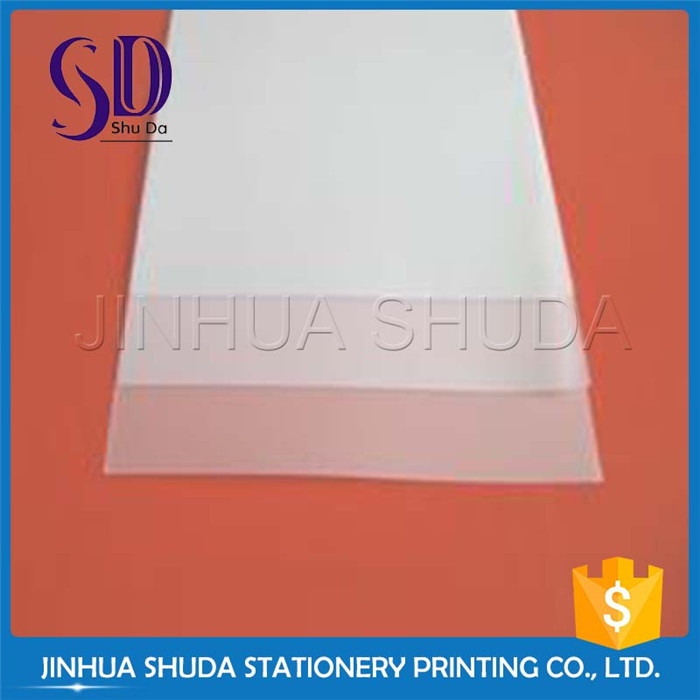 New style factory directly provide sublimation plastic sheet