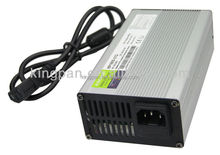 First level quality 24v 36v 48v lithium battery charger/smart charger with OEM service factory