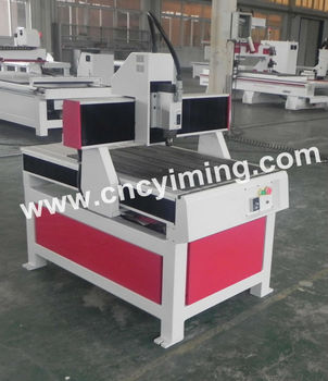 YAKO drive cnc advertising machine YM0609