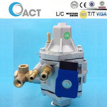 Hot-selling CNG LPG Gas regulator with electronic coil AT12 auto fuel conversion kit