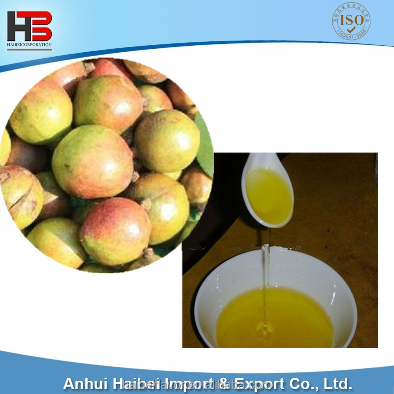 High purity 99.9% Camellia Oil