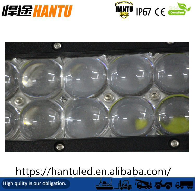 HANTU low MOQ 5D headlight lens cover for trucks,auto parts