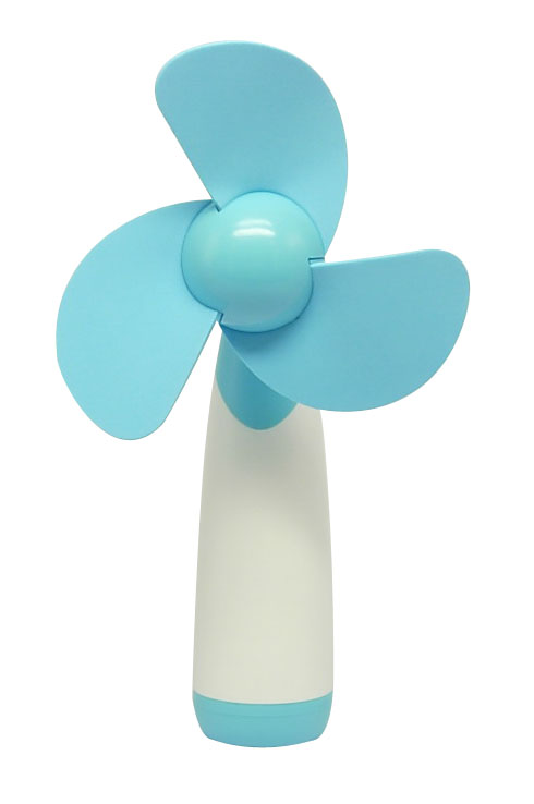 YGH365B Promotion Novelty Mini Handheld Battery Operated Pocket Fan