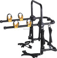 2 Bicycle Carrier Car Rack Bike Cycle Universal Fits Most Rear Mount Mountain