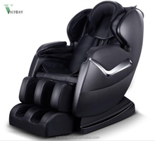 PU leather massage chair with foot spa Zero Gravity full body portable massage chair