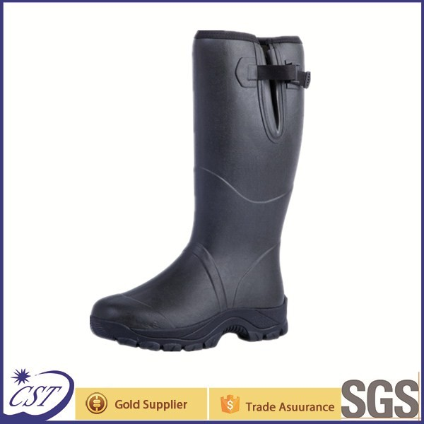 custom cheap men rain boots for fishing