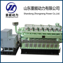 Top Brand 500kw Natural gas (CNG/LNG) engine and generator set