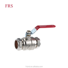 China Supplier High Pressure Heat Resistant Ball Valve With Price List
