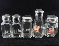 kitchen cruet/Spice shaker Pepper Salt Bottles ,seasoning, dressing,flavor,sauce Condiment Jar Container Castor