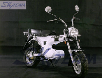 SKYTEAM Electric E- SKYMAX Electric motorbike(EEC APPROVAL EUROII EURO3) Lithium Battery