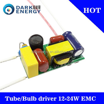 wholsale emc pass 280MA constant current led driver 20w 24w