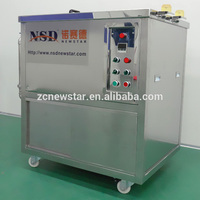 High quality long duration time ultrasonic gun cleaner with certificate