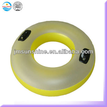 Inflatable water tube