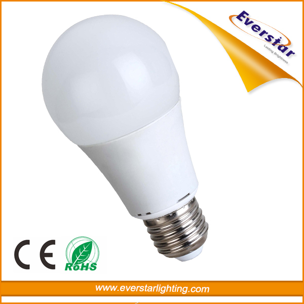 High Quality 5W 7W 10W 12W 14W Ra 80 IC Drive Plastic Aluminium Material LED Bulb lighting