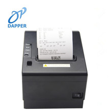 POS ticket Printer RP802 80mm pos barcode printer 80 mm Thermal receipt printer