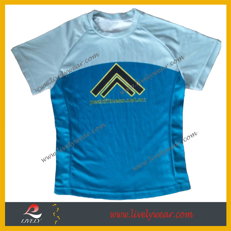 Lively-- women men kids compression running clothing,dri fit shirts wholesale, fintness shirt