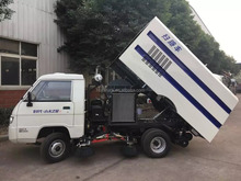 Forland diesel engine small street sweeper