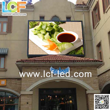P10 LED digital screen DIP or SMD outdoor full color high brightness programable electronic billboard for advertising