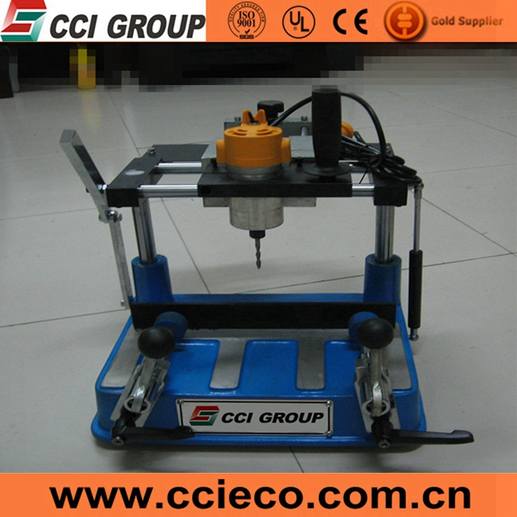 2010 portable aluminium window single axis copy router