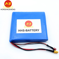 60v 3000mAh 18650 battery pack for e-bike one wheel scooter high drain battery