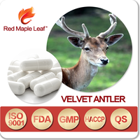 Natural Velvet Antler Power Capsules, Tablets, Softgels, pills, supplement - Manufacturer, Price, OEM, Private Label