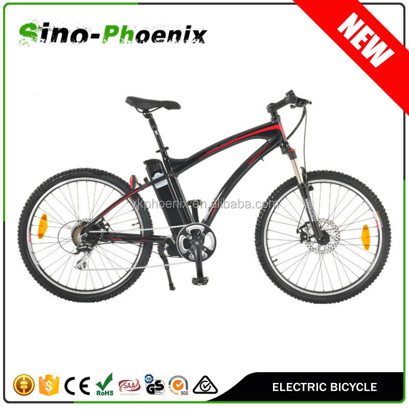 "26"" 250w electric mountain bicycle with 8 fun motor ( PN-TDE15Z )"