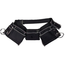 FREE SAMPLE FACTORY PRICE wholesale Durable Waist Tool Bag For Electrician Belt Men,Tool Kit Organizer