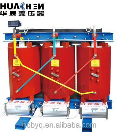 SCB10 dry type electrical transformer 500kva for sale