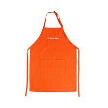 Embroidery design Workwear work Apron for women