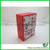 dongguan factory price professional custom wonderful case box