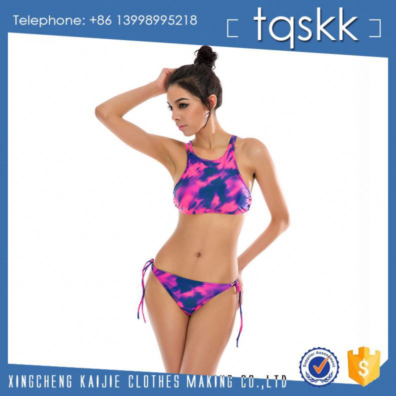 Hot sale factory wholesale bandage sexy women fashion bikini sex swimwear