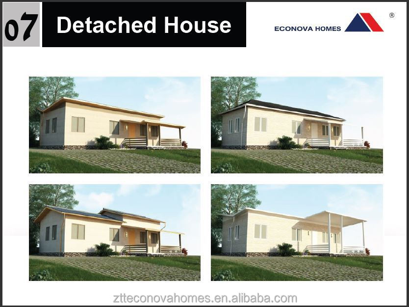 prefabricated house /prfabricated building