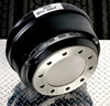 Auto part trailer and truck brake drums