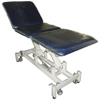 Shining Blue Beauty Electric Automatic Examination Couch Beauty Bed Massage table RJ-6247A