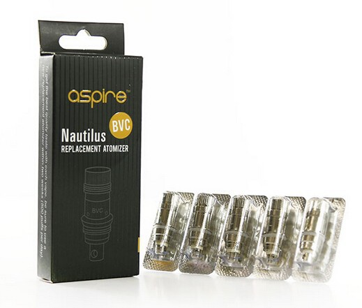 Huge Vapor with Adjustable airflow vapor kit aspire nautilus mini bdc
