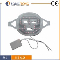 2015 most advanced led light mask_electronic facial heating mask