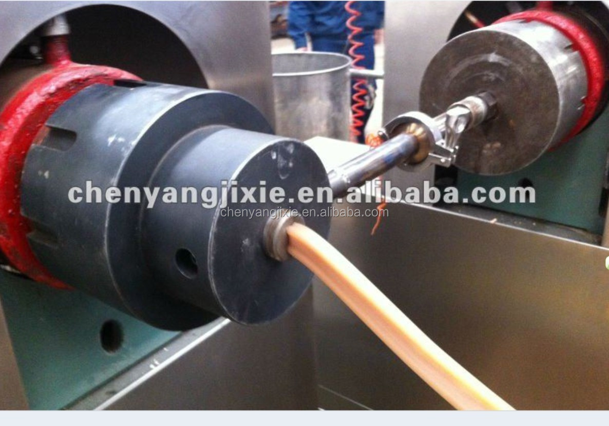 Fully Automatic dog treats making machine/production line with CE Skype:sherry1017929