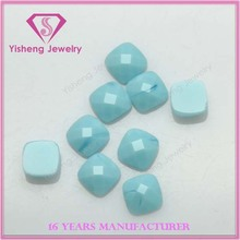 Synthetic smart nano glass gemstones price diamond manufacturer