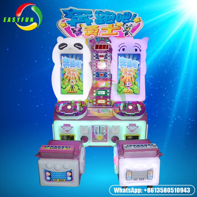 High Quality Coin operated car racing two player arcade game machine