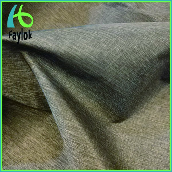 Sydney spinning fabric Polyester and Nylon mix textile
