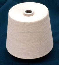 100% COTTON POLYSTER BLENDED YARN