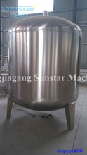 500-5000L Stainless Steel Water Tank Price