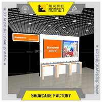 Fashion mobile phone store furniture,wooden cell phone display showcase ,for shopping mall