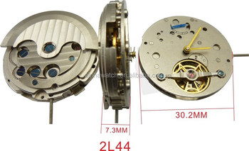 power Reserve watch movement