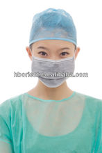 disposable nonwoven snood cap
