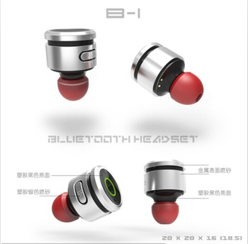 HD Bluetooth Headphone, wireless bluetooth headset, mini bluetooth earphone for Apple/Andriod/Windows