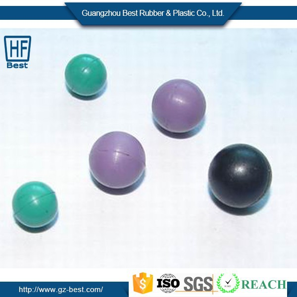 New Products China Manufacture Different Size Rubber Ball