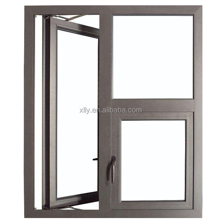 Factory price aluminum window / aluminum profile