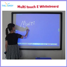 Four users tableau blanc interactif used for school